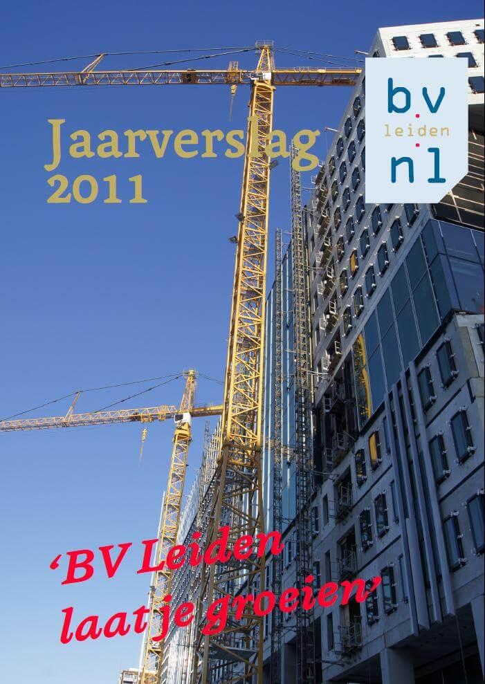 jaarverslag BV Leiden