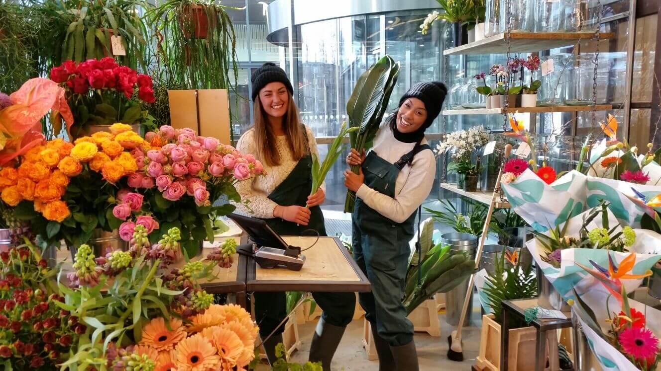 KAS Versgeplukt - feestelijke opening vestiging Gelderlandplein