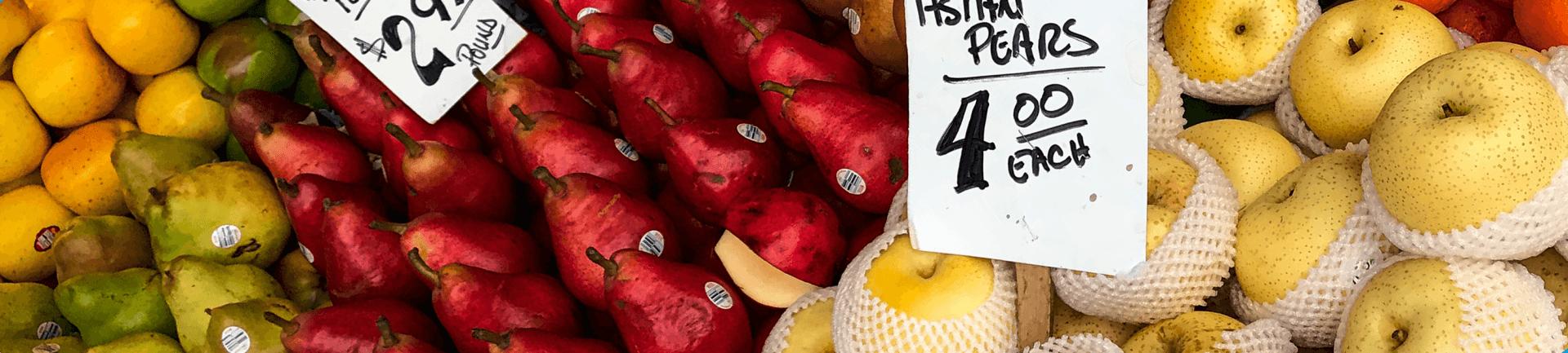 Rajiv Perera - appels en peren